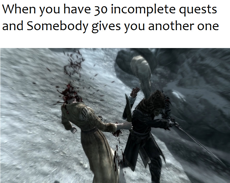 Are Skyrim Memes Relevant