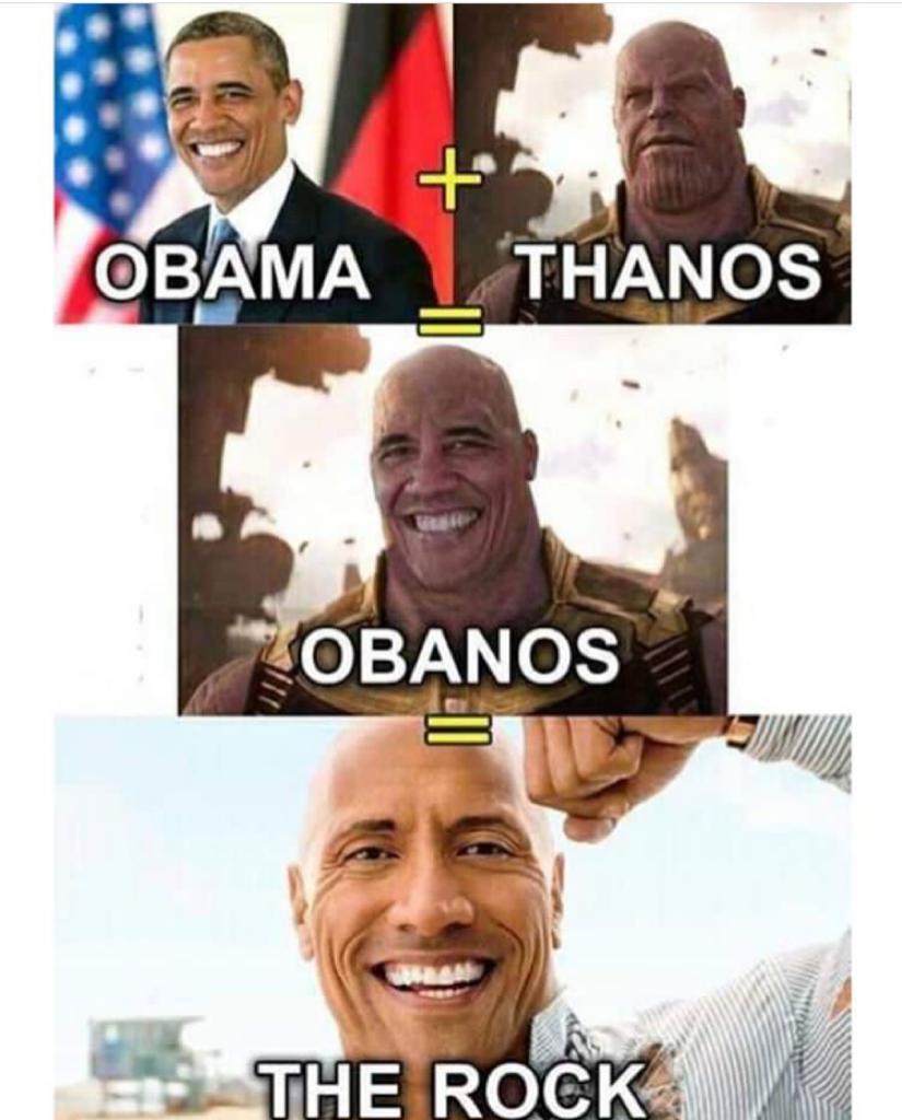 Obamarock - meme