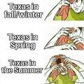 This actually true it's spring and I am dying out here