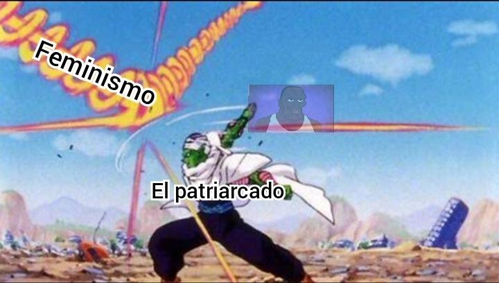 Un ataque bastante débil - meme