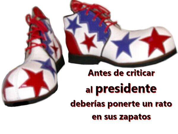 La mayoría de presidentes de América - meme