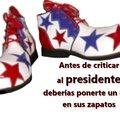 La mayoría de presidentes de América