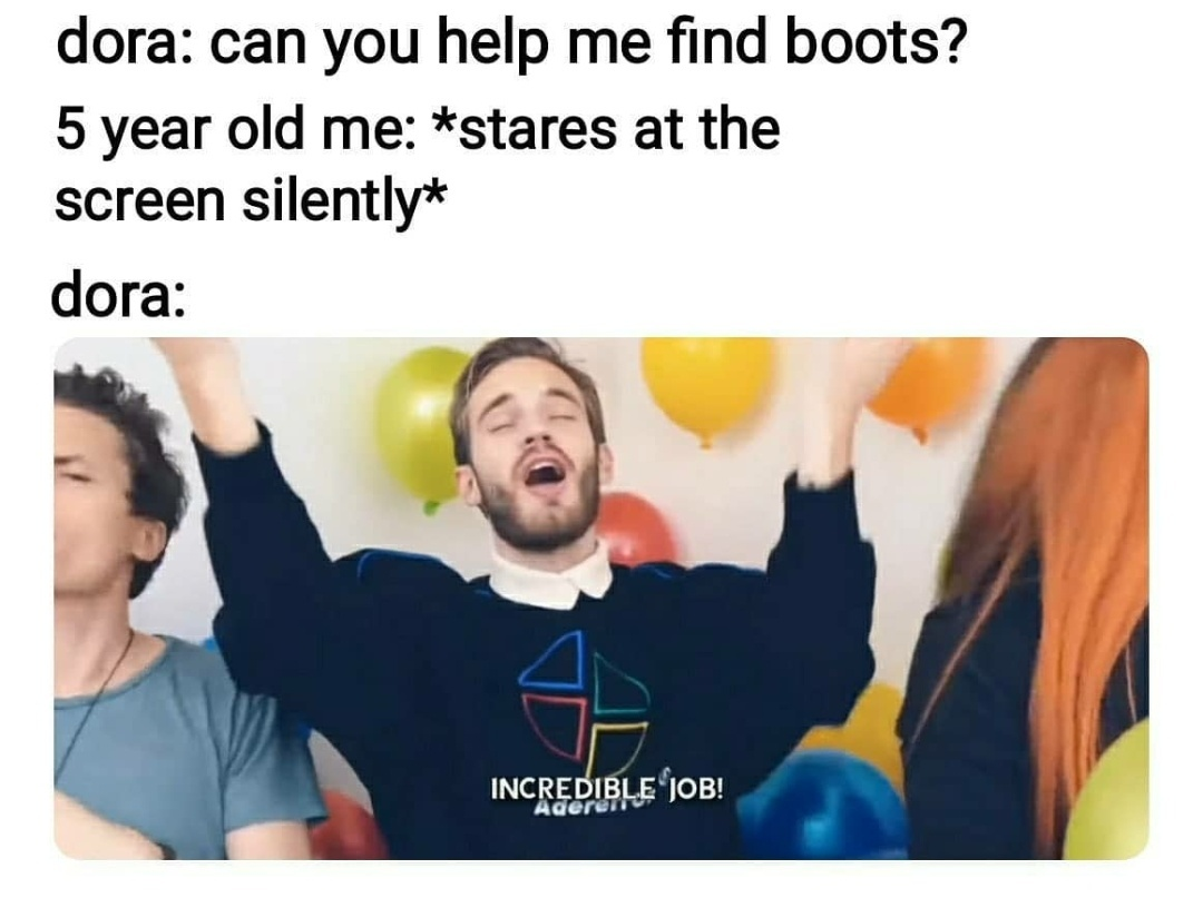 Thank you very much - meme