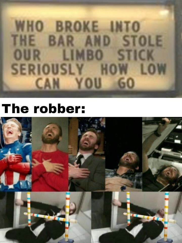 How low is too low? - meme