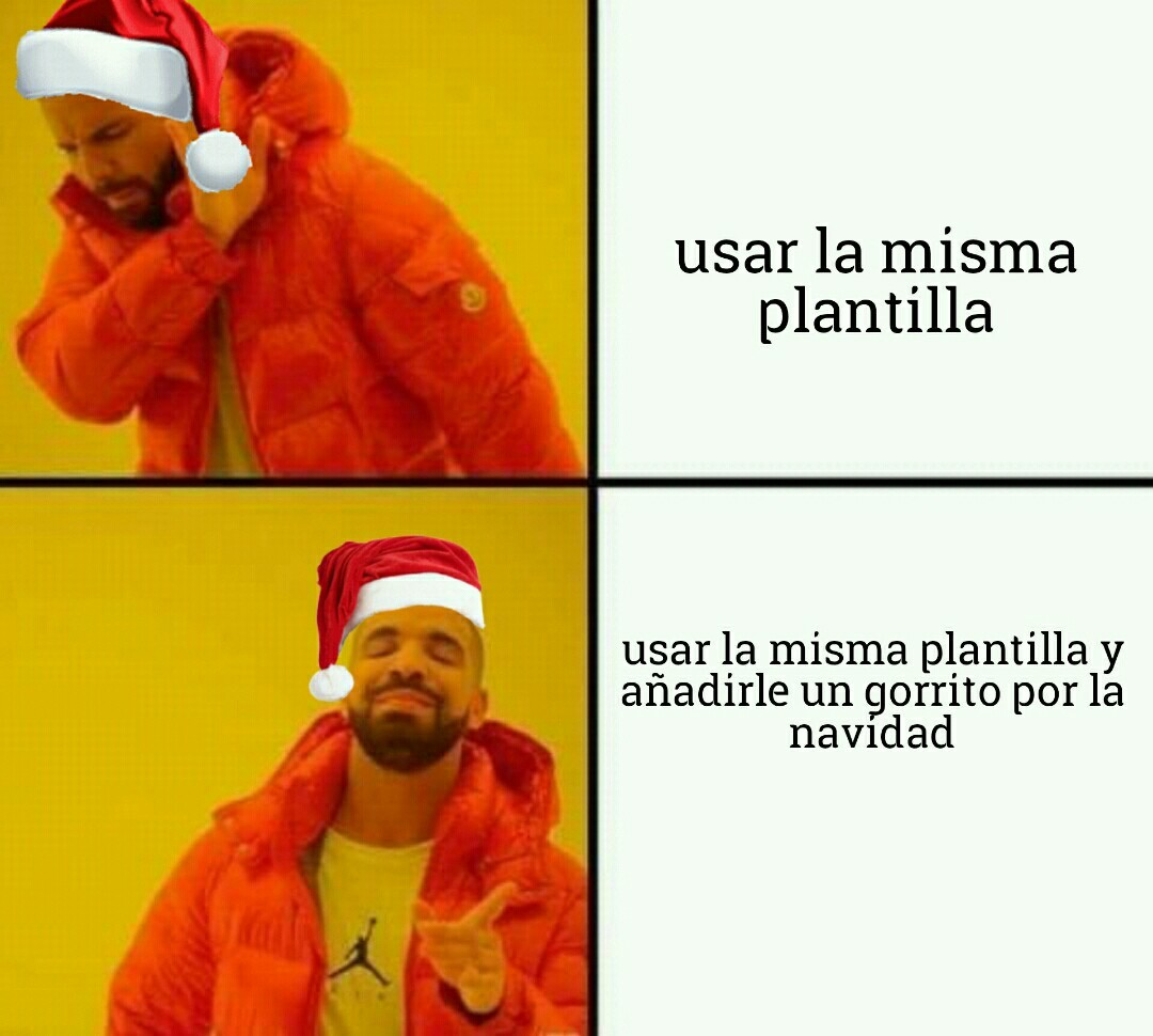 Feliz navidad!! - meme