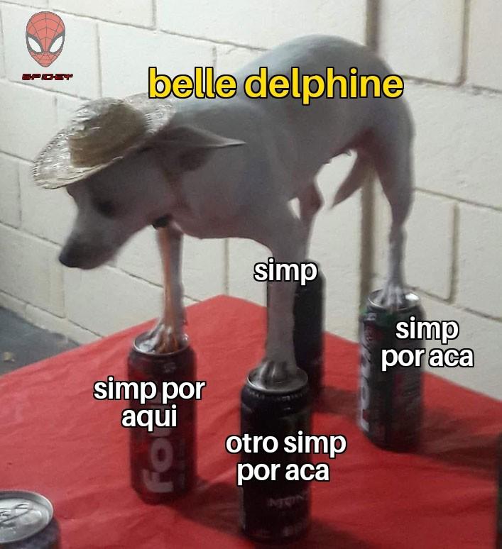 SIMPlemente espectacular - meme