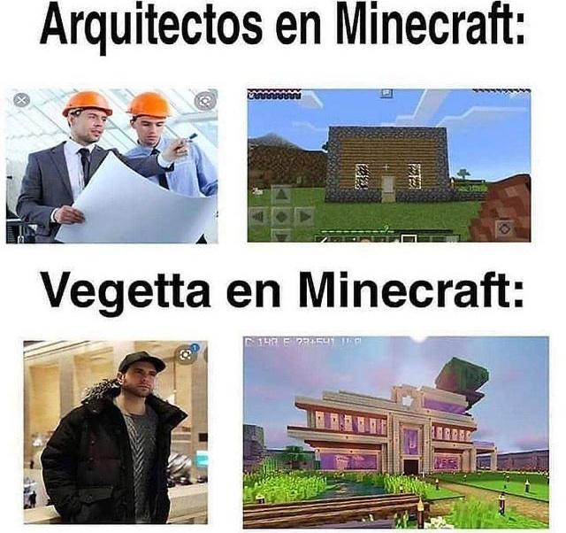 Heee Vegeta Heee Vegeta eres el mejor YouTuber - meme