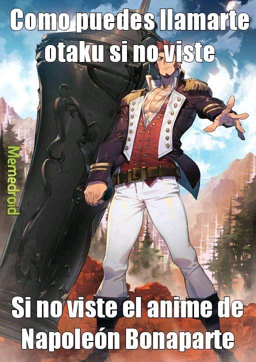 Buen anime - meme