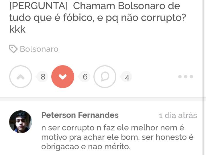 Prevejo putinhas do Bolsonaro dando deslike - meme