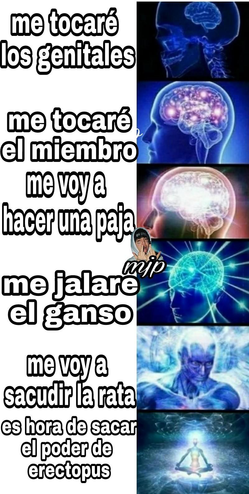 Todo poderoso erectopus - meme