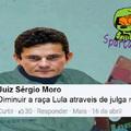 (Créditos: Bananinha) #LulaNaCadeia