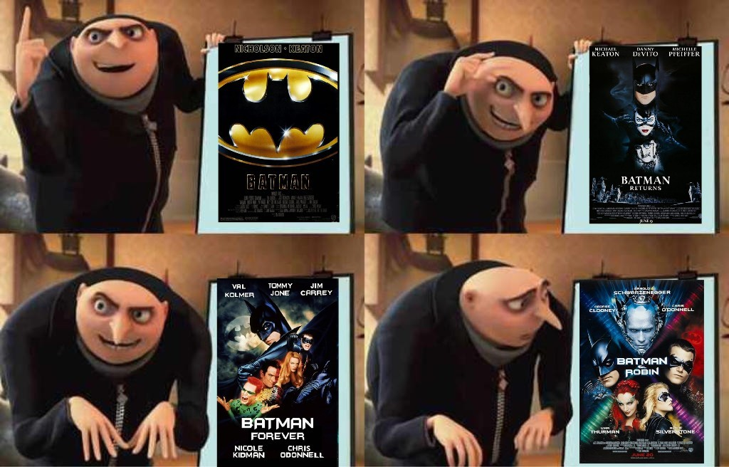 Burton/Schumacher - meme