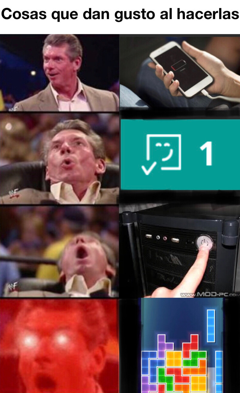 El TETRIS, un clásico.jpg - meme