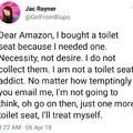 Im a toilet seat addict