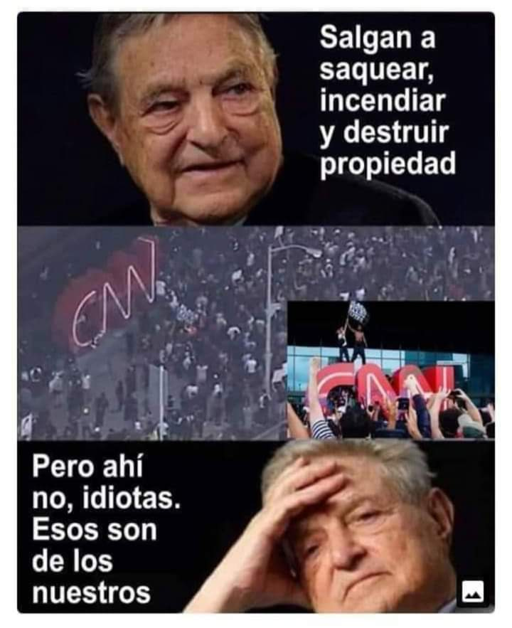El comunismo vs el comunismo - meme
