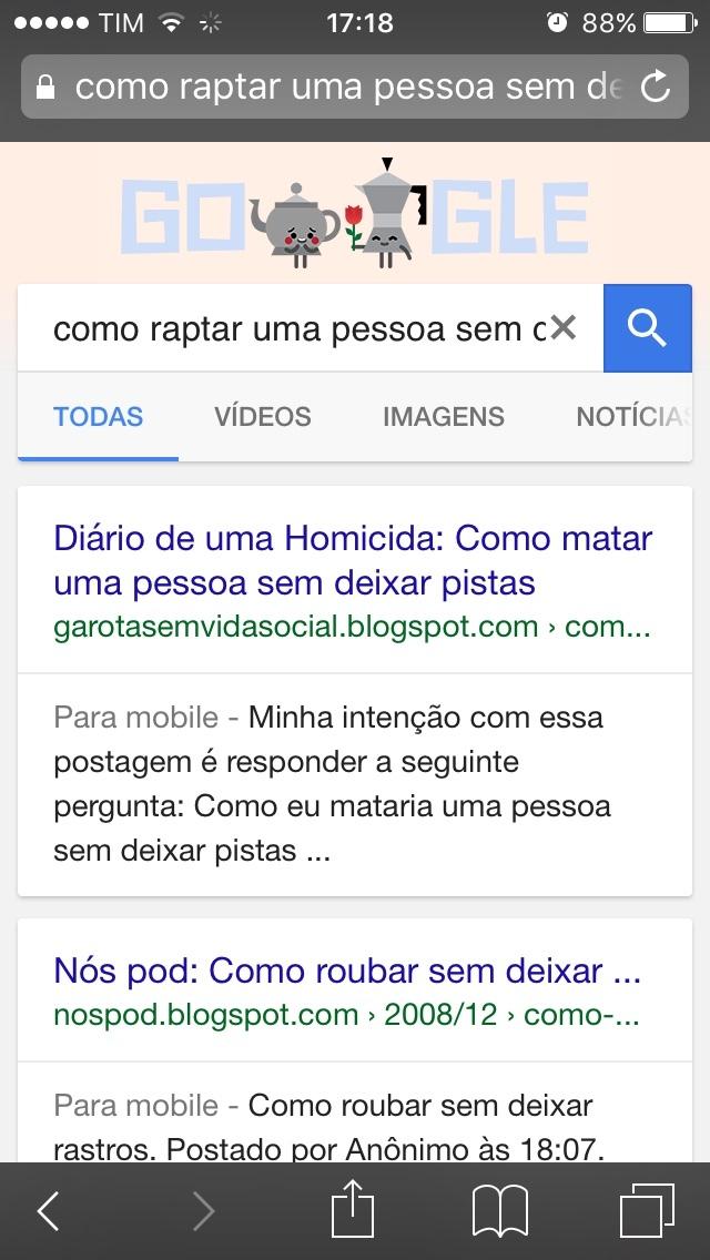 esse google é tão romântico S2 - meme