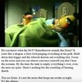 Bert got that Roblox PTSD