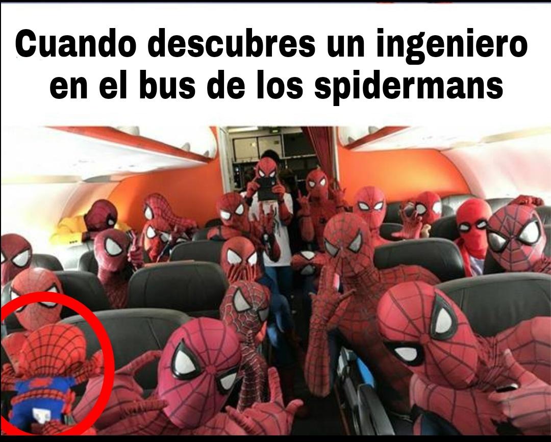 no se si es un bus o un avión - meme