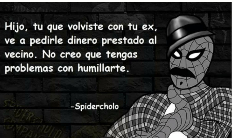 Spidercholo - meme
