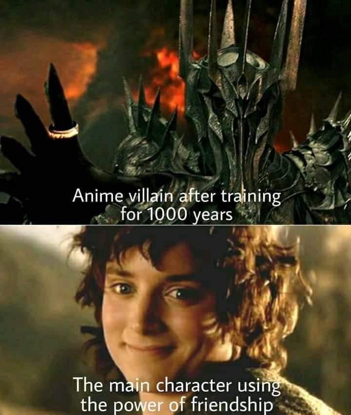 Every Anime - meme