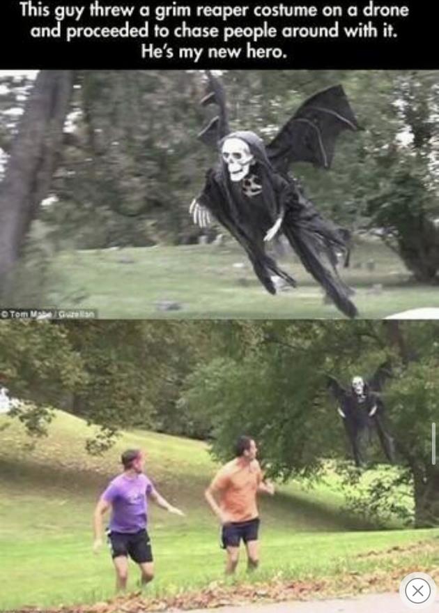 Yes spooky - meme