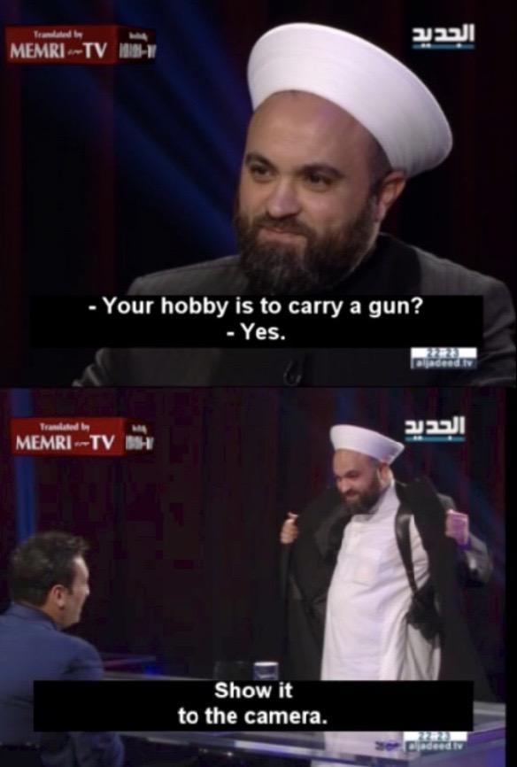 Sheikh Rambo's Hobby - meme