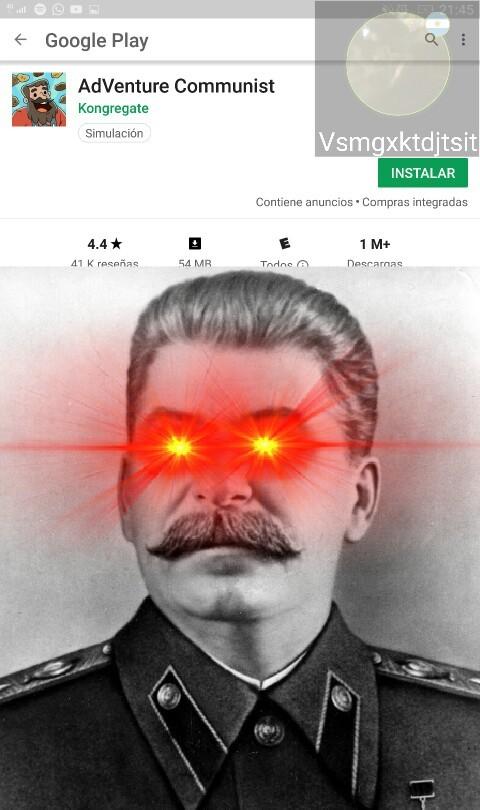 Este Stalin. - meme