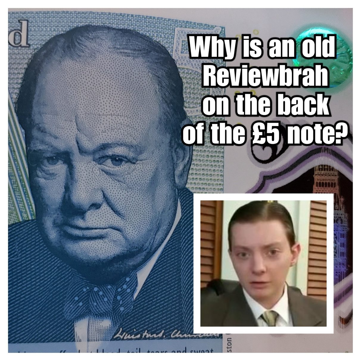 Is Reviewbrah big in the UK? - meme