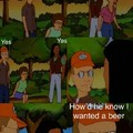 Dale is clueless