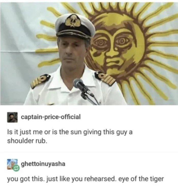 Well he had a hard day - meme