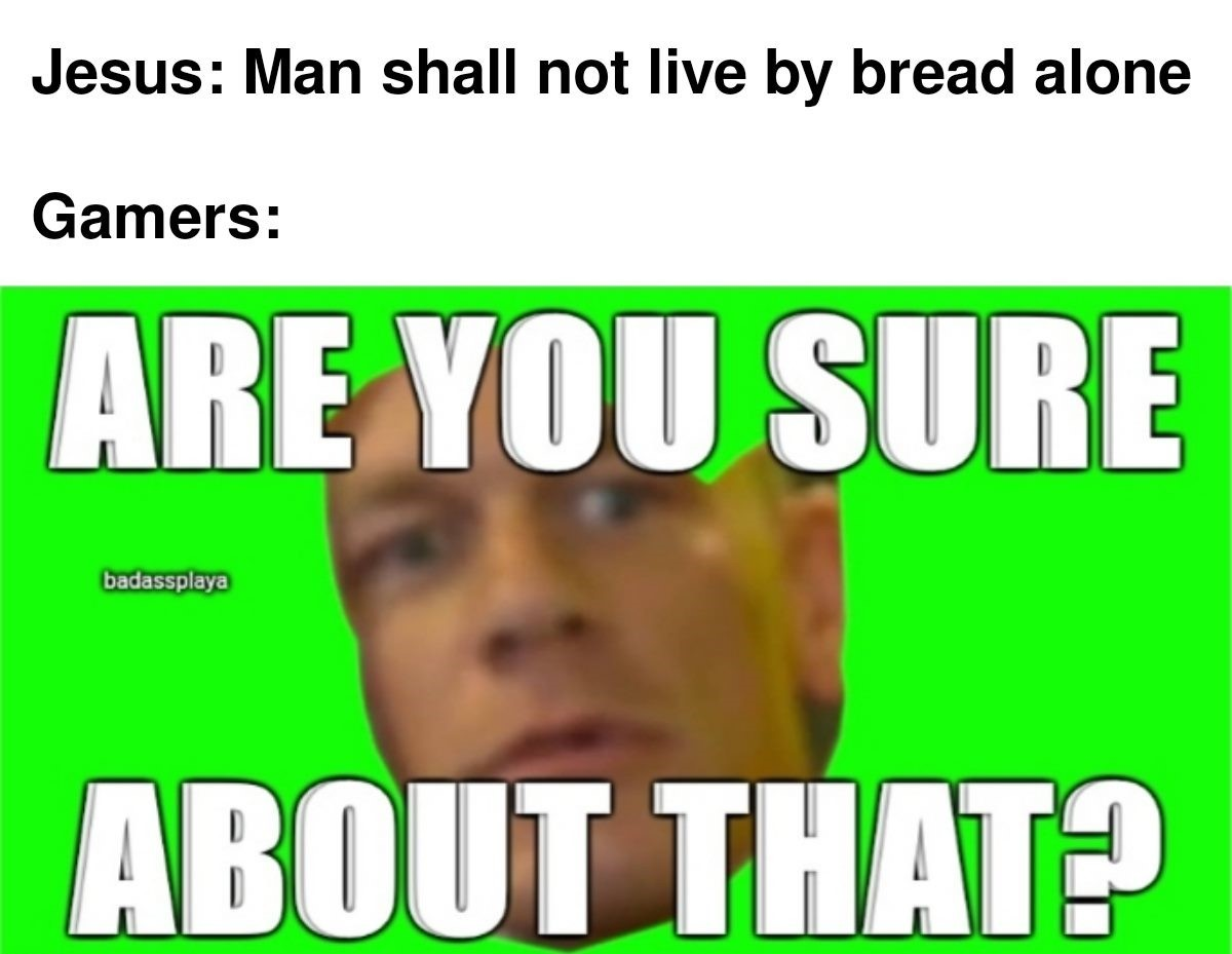 LET'S GET THAT BREAD - meme