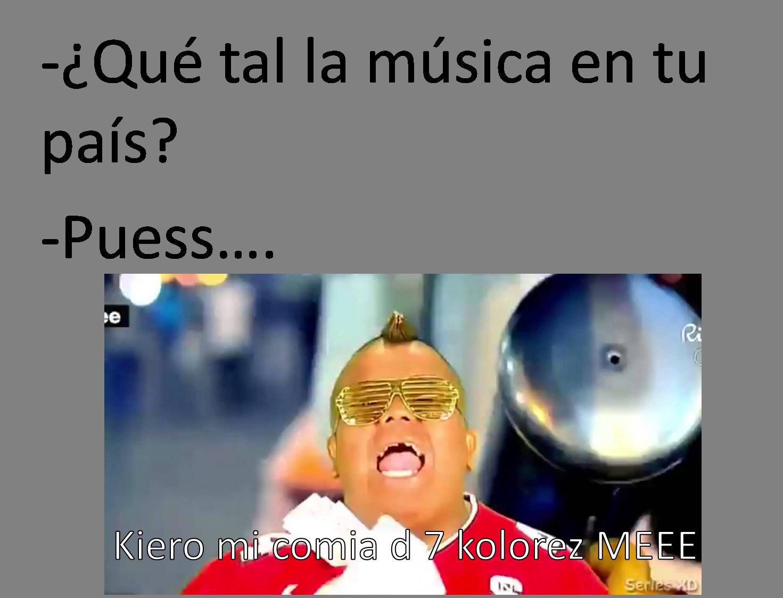 Ese Mayimbú - meme