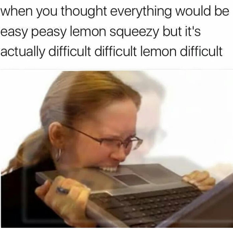 Exams have me like - meme