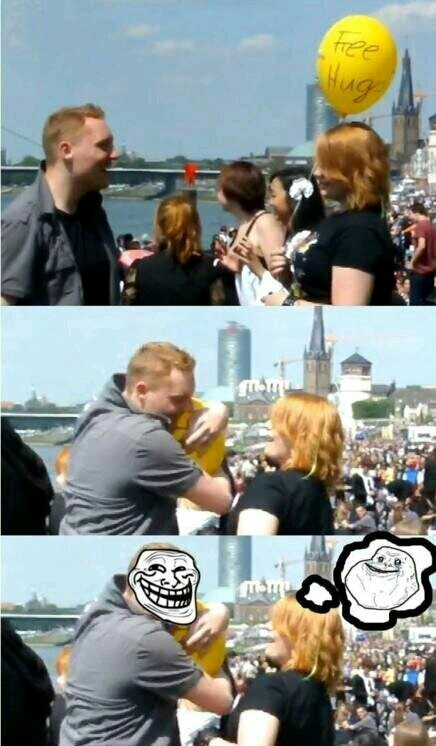 U MAD GIRL :trollface: - meme