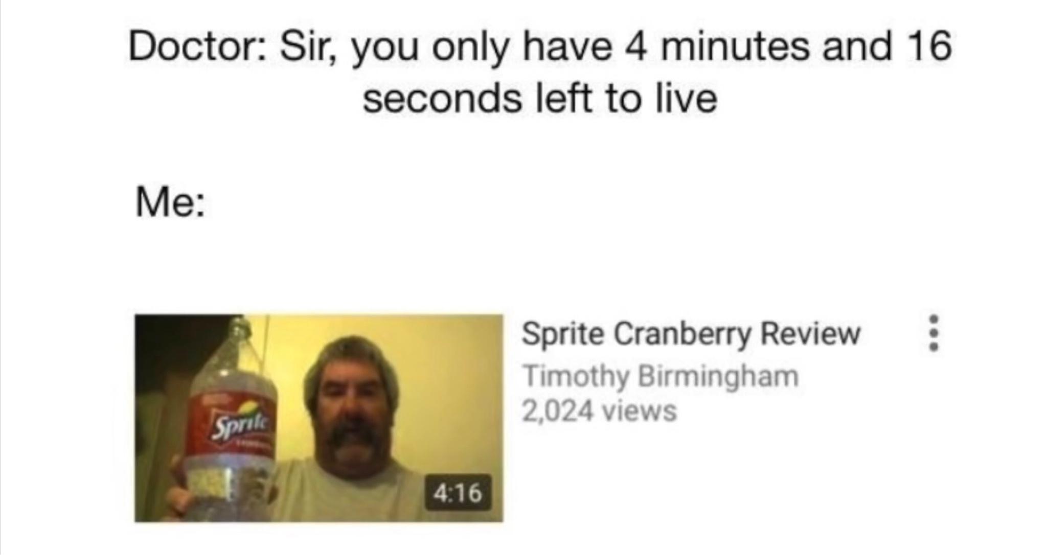 sprite nasty - meme