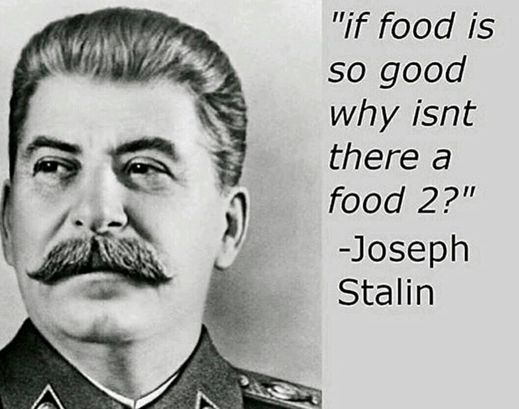 Good point - meme