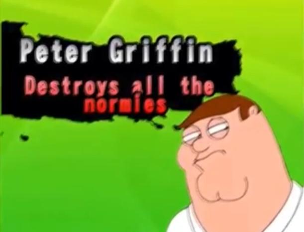 I'm gonna get destroyed - meme