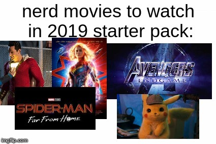 2019's gonna be good - meme