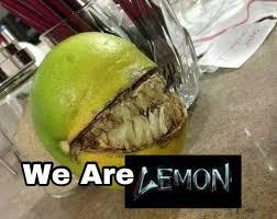 LEMON - meme