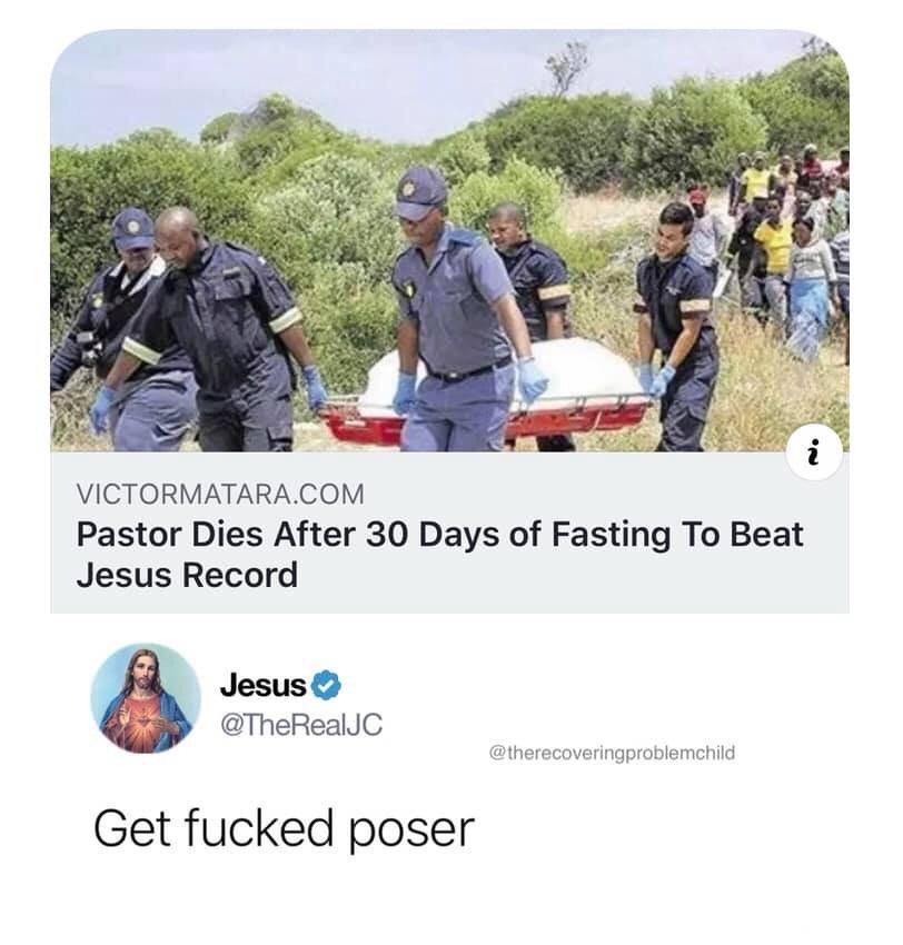 Savage Jesus - meme