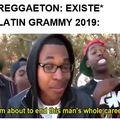 No reggaeton este año