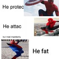 That sums up Spiderman memes