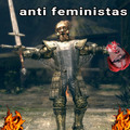 Giant Dad Anti feministas