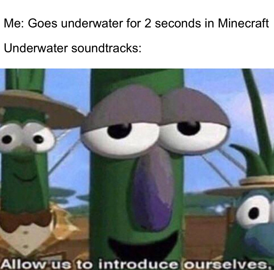It really only needs two seconds - meme