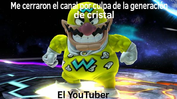 Super Wario Man = :chad: :chad :chad: - meme