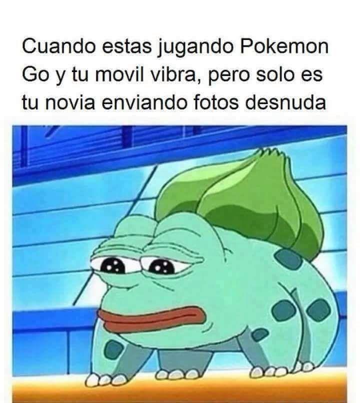 Pkmn go :v - meme
