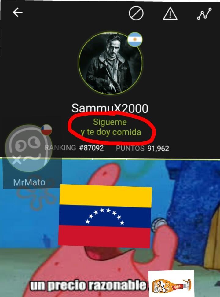 (sin ofender a nadie) Acepten, Original :) - meme