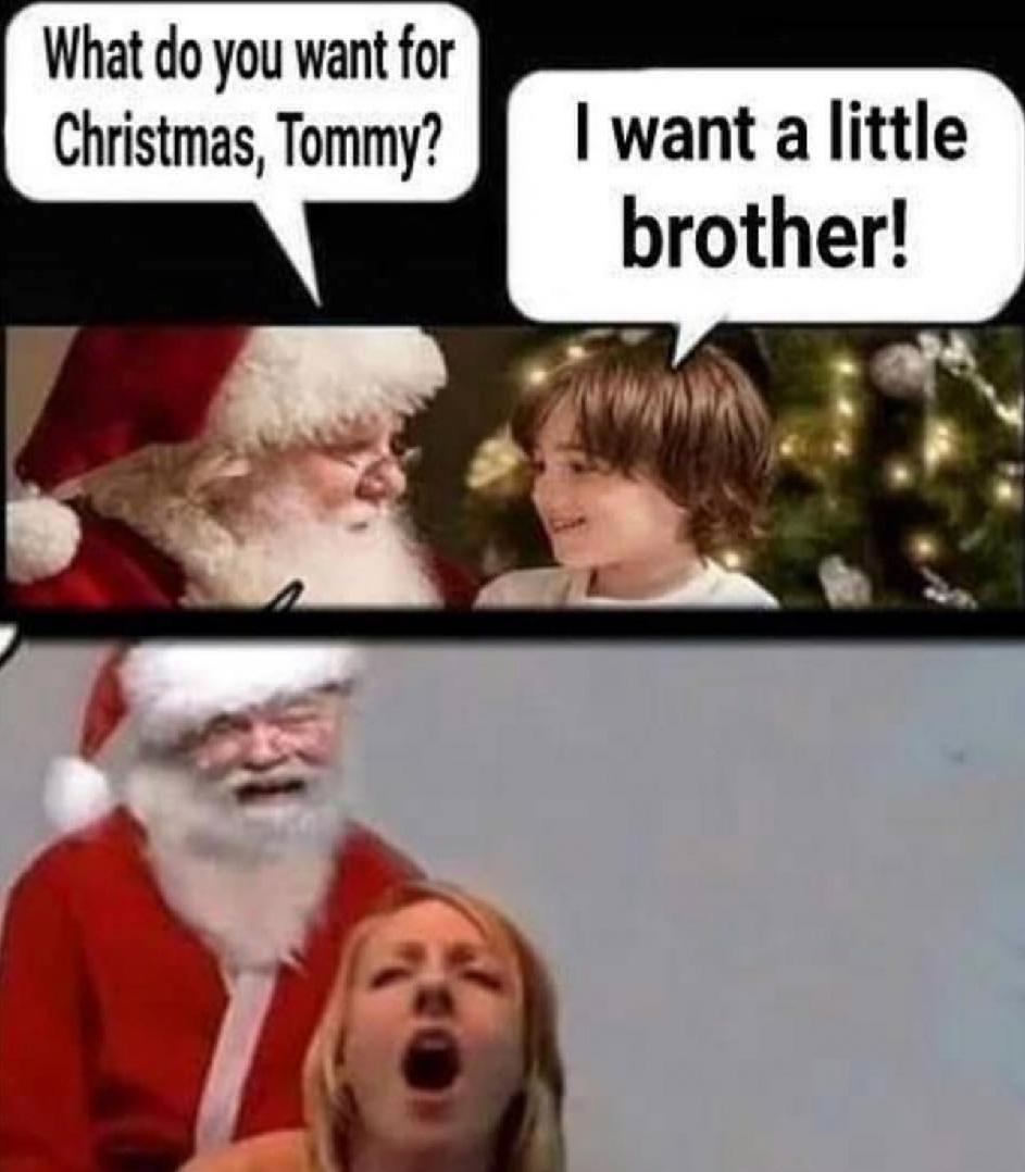 Merry F'n Christmas.  (Lexi Belle?) - meme