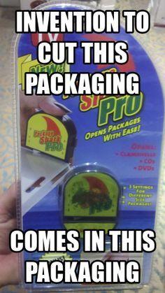 packaging - meme