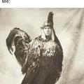 I'm so chicken